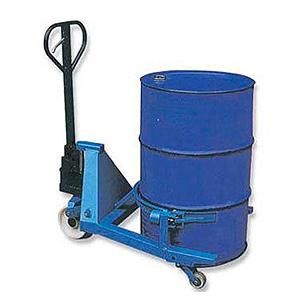油桶车和油桶架
