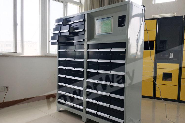 智能工具柜的解决方案及特点