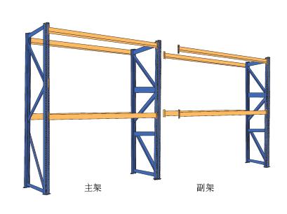 货架结构图