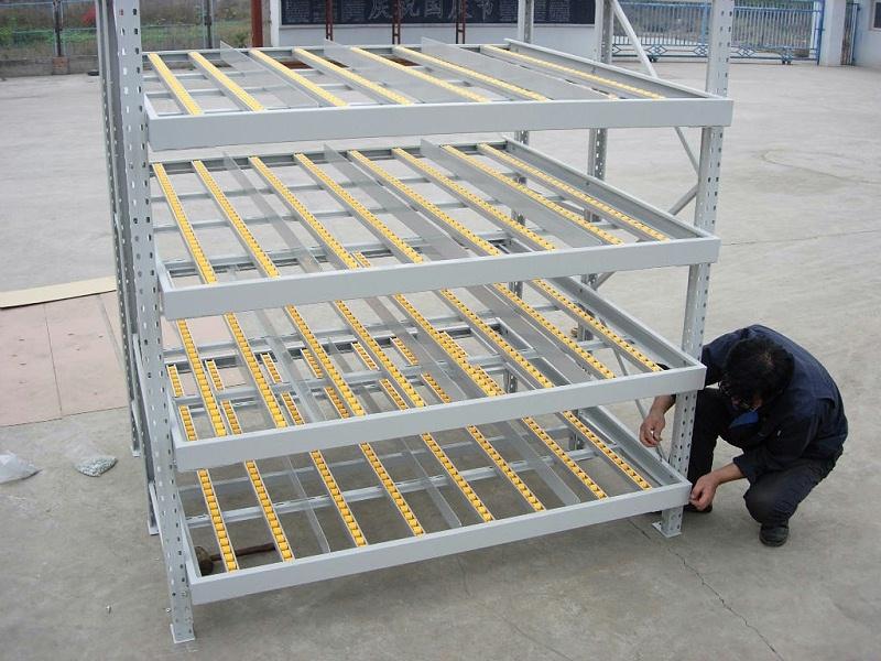 仓储货架如何正确安装细节详解