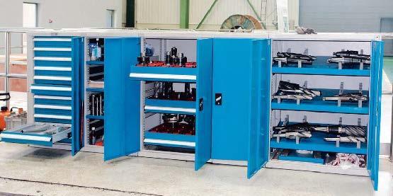 组装式工具柜