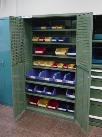 挂板置物柜