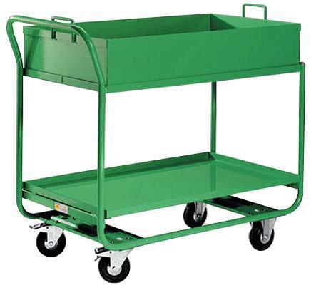 油桶车和油桶架03