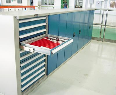 工具柜展示
