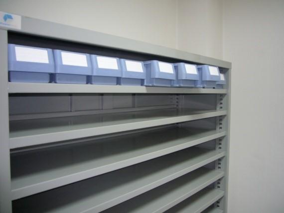 物料盒置物柜