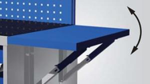 可折叠层板(选配)