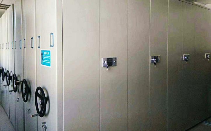 档案室密集柜的用途介绍