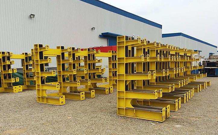 某石化公司整体工位器具及仓储解决方案
