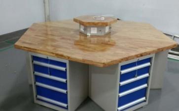 六角工作台在使用方面的优越性