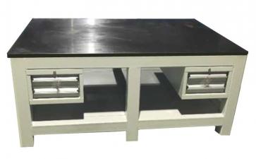 工厂工作台的台面一般采用哪些质材?