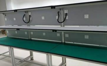 合理设计流水线工作台以提升生产效率