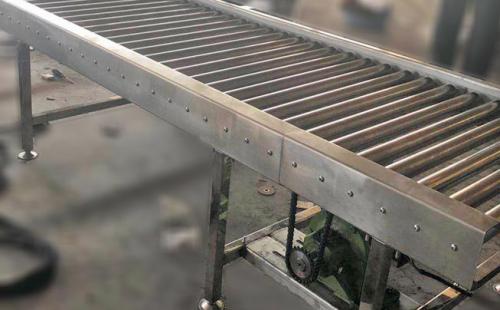 无动力滚筒环形流水线能提高生产效率吗?