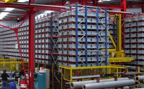 大型仓储货架设计原则和特点
