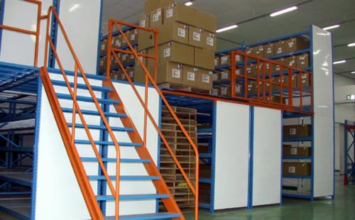 阁楼式货架典型案例
