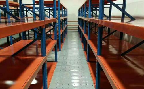 智能仓储系统大型货架有哪些优势特点