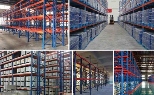 立体仓库是指高层货架与建筑物是一体