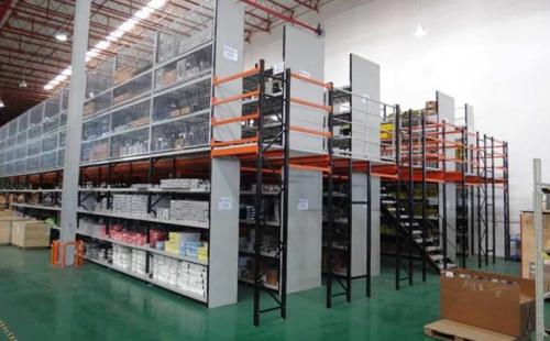 横梁式货架应用范围和使用环境