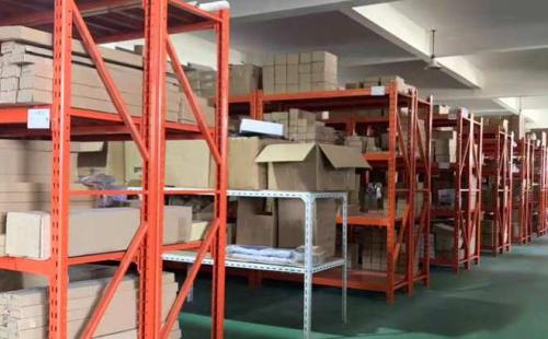 仓储货架是物流的六大基本环节之一