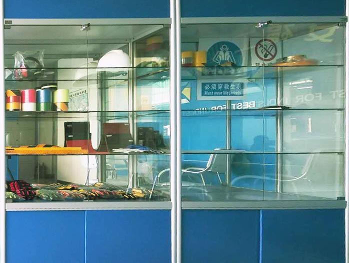 百安福公司照片-摆放区