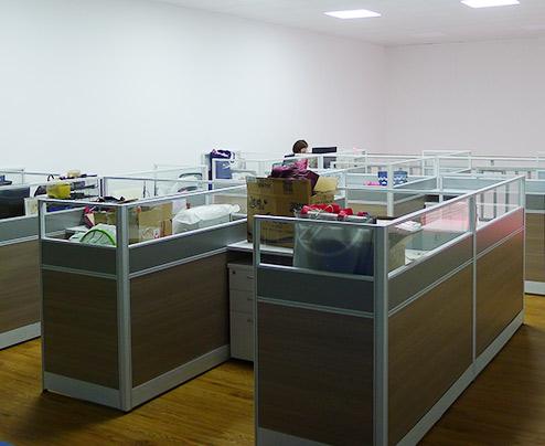 百安福公司照片-办公区